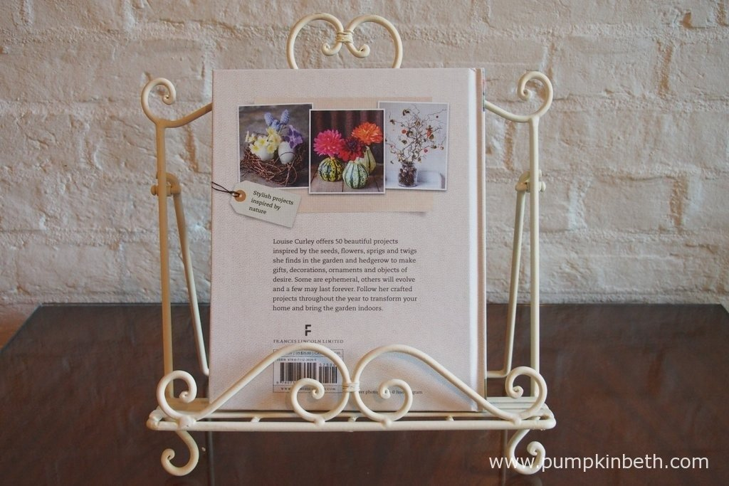 The Crafted Garden by Louise Curley, with photography by Jason Ingram, is published by Frances Lincoln Limited.