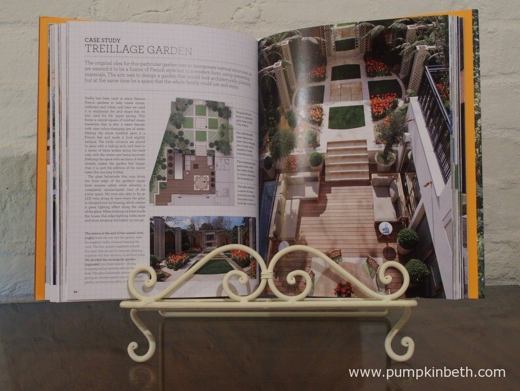 The photographs featured in 'Garden Design Solutions' illustrate each of Stephen Woodhams' design tips and advice. The case studies in this book are a really super feature and will be very helpful and informative for the reader.