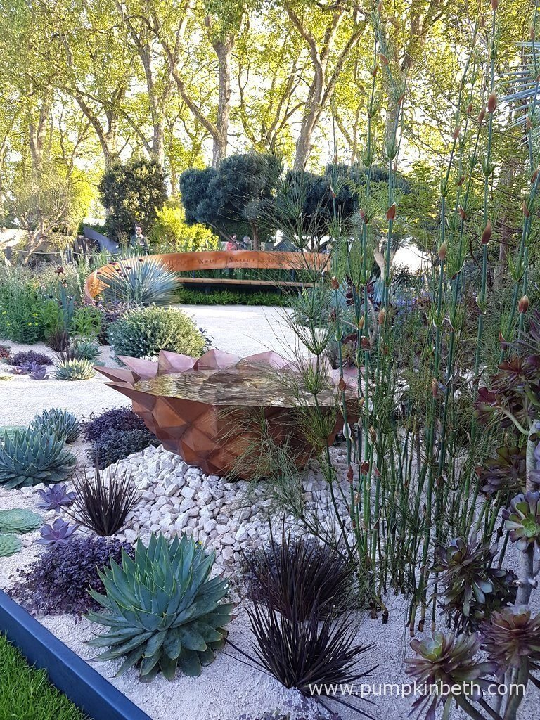 Nick Bailey And The Winton Beauty Of Mathematics Garden