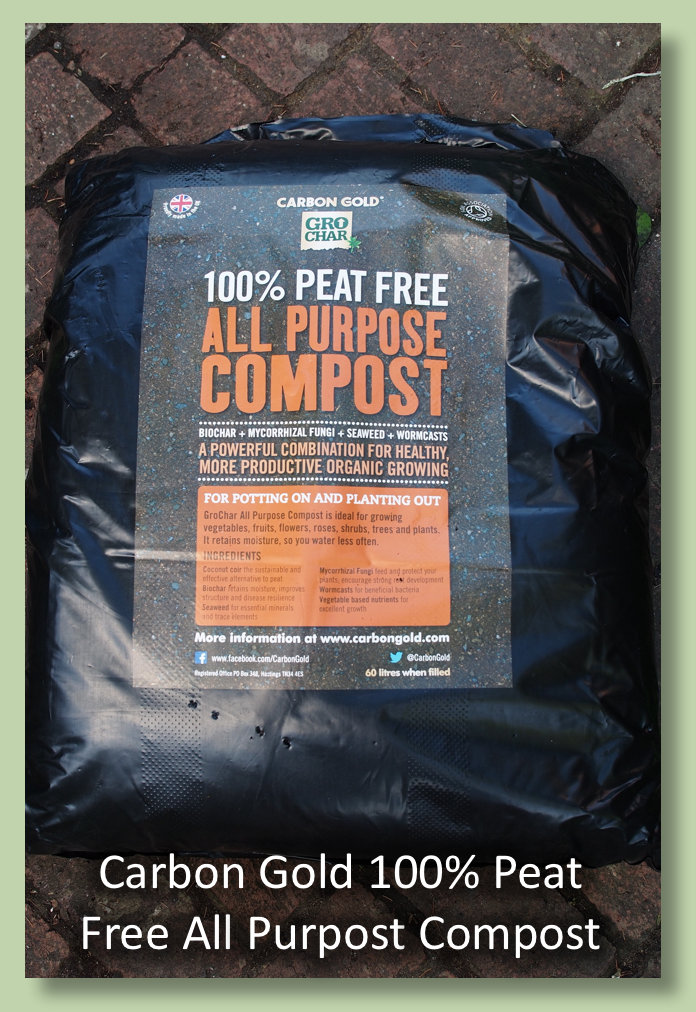 Carbon Gold All Purpose Compost