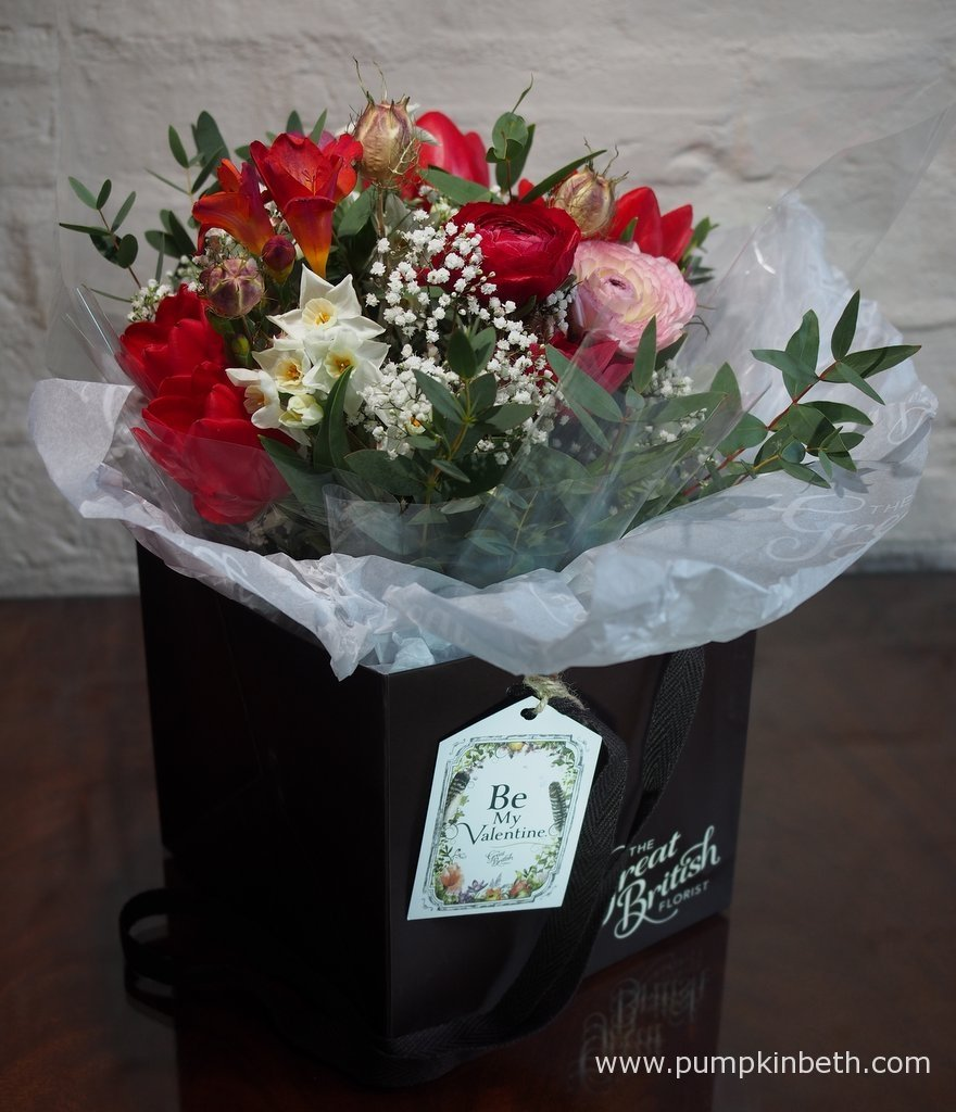 Beautiful british grown flowers for valentines day and mothers these beautiful flowers are from the great british florist the fragrance of the narcissi and freesias in this arrangement is divine these flowers have dhlflorist Image collections