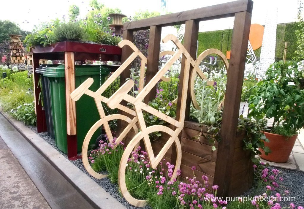 There are exhibits from over one hundred specialist nurseries and