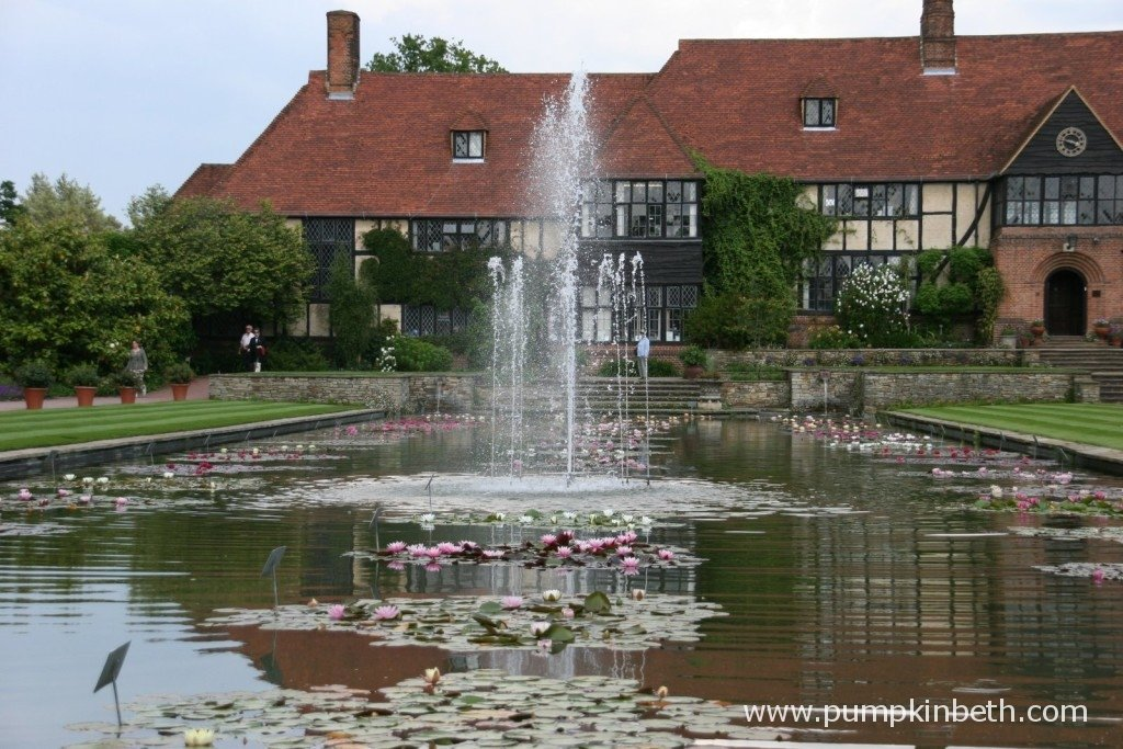 RHS Garden Wisley is opening for free on Friday 17th April 2015, as part of the National Open Gardens Day