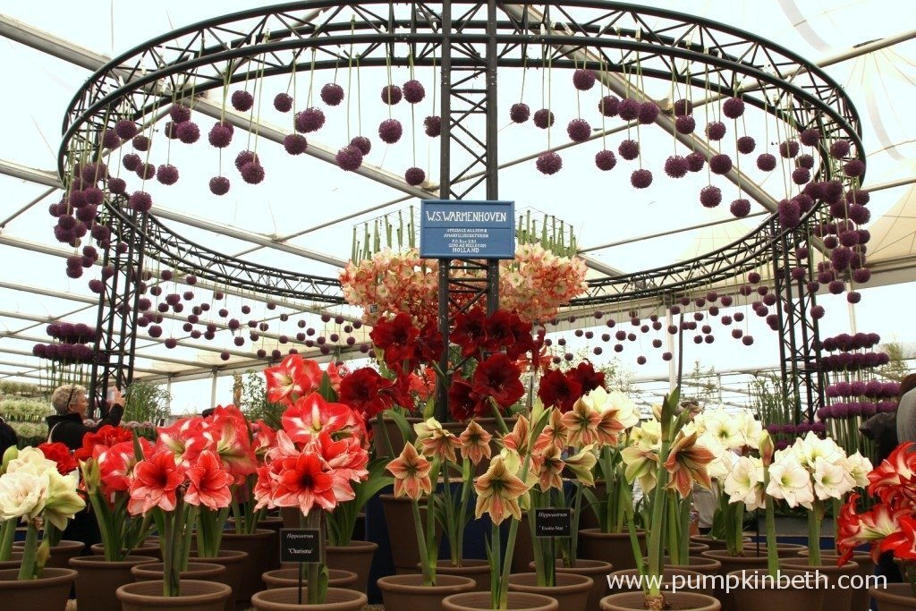 W. S. Warmenhoven's amazing exhibit at the RHS Chelsea Flower Show 2015.