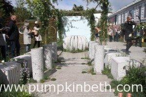 The Water Station Garden by Pepa s Krasa