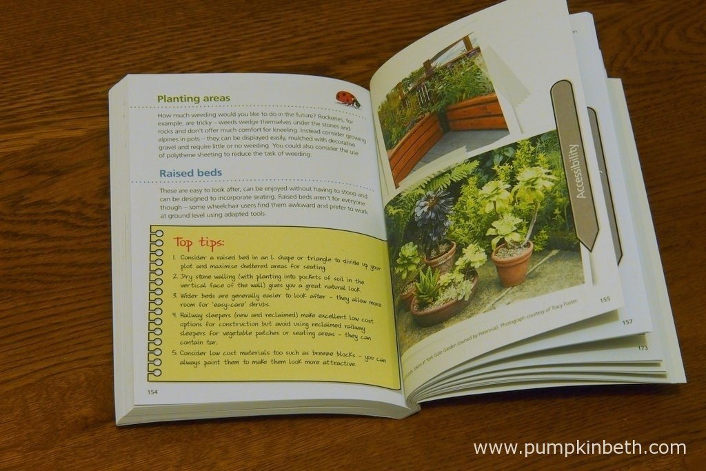 The Just Retirement Book of Gardening by Tracy Foster.