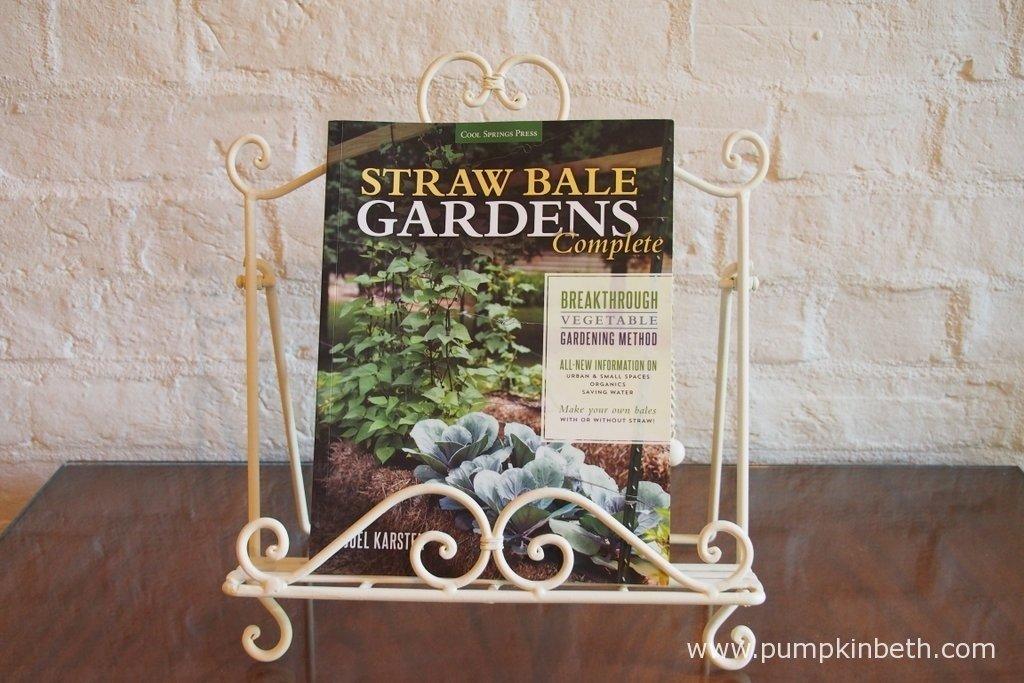 Straw Bale Gardens Complete by Joel Karsten.