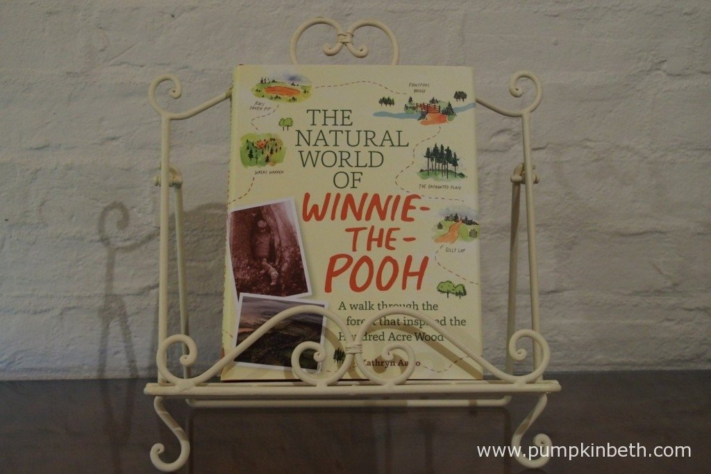 The Natural World of Winnie-the-Pooh: A Walk through the Forest that Inspired the Hundred Acre Wood by Kathryn Aalto is published by Timber Press.