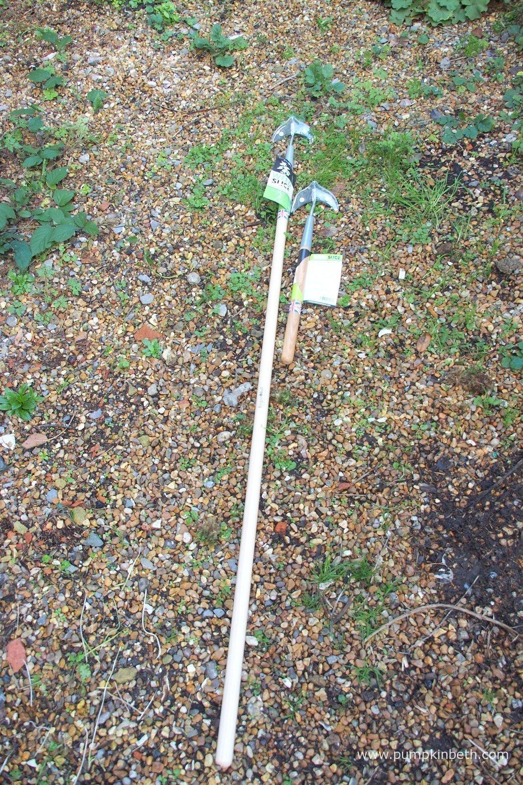 Christmas gifts for gardeners pumpkin beth - Weeding garden make work easier ...