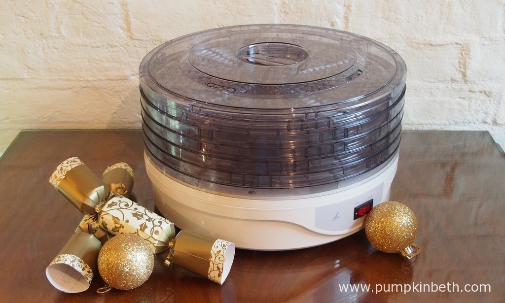 The My Kitchen Food Dehydrator from Lakeland.