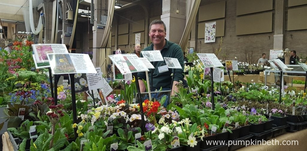 When you buy plants from specialist nurseries at shows like The RHS Spring Plant Extravaganza, you get to meet the award winning nursery men and women, and receive expert tips and cultural advice as to how to keep your plants in tip top condition.