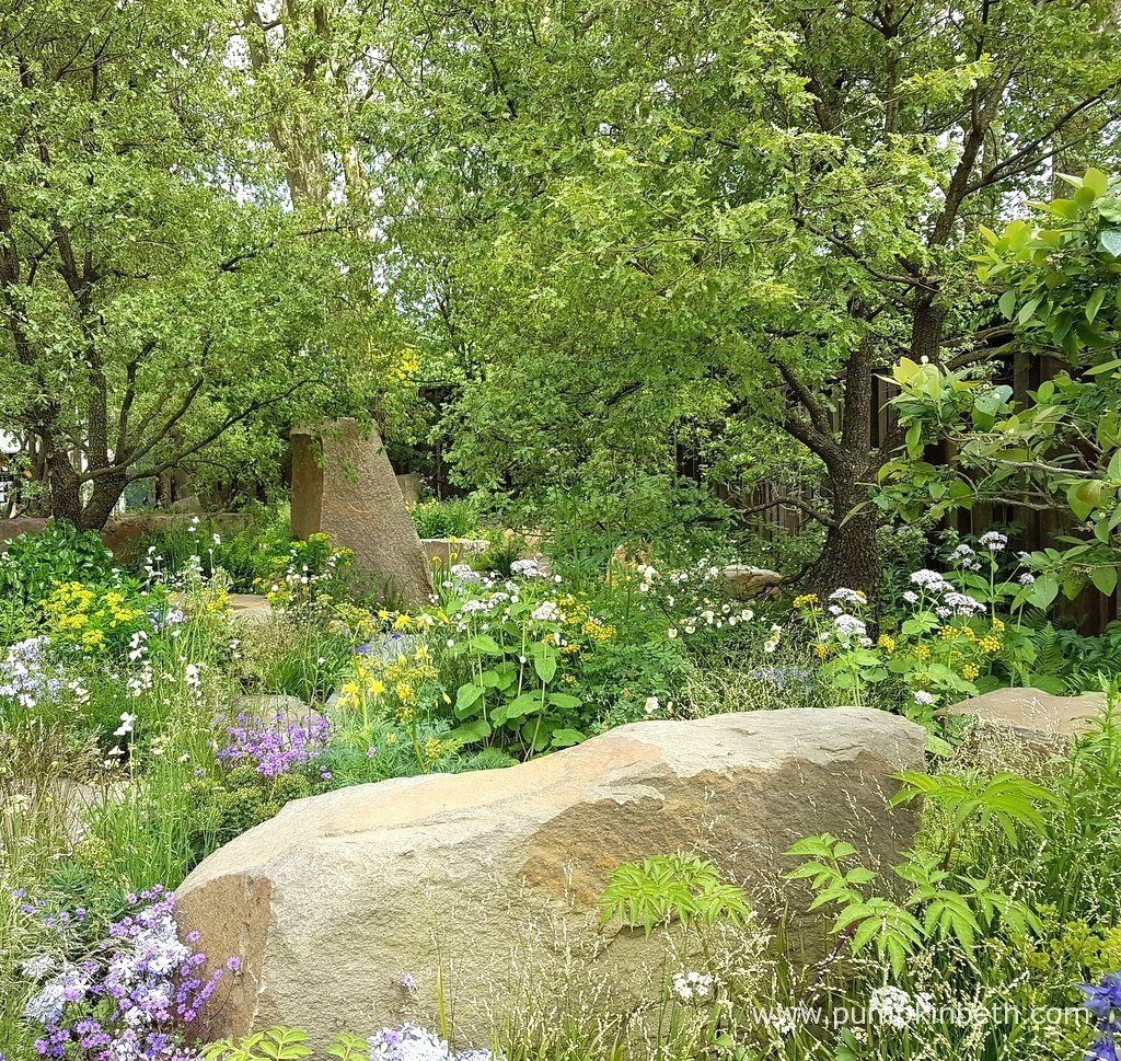 The M&G Garden, which was designed by Cleve West, for The RHS Chelsea Flower Show 2016, was awarded a Gold Medal by the RHS Judges. Swatton Lanscapes, who built The M&G Garden, were presented with The Best Construction Award at The RHS Chelsea Flower Show 2016. This is the first year that this prestigious award, that recognises the skill and input of the construction workers who build the Show Gardens, has been awarded.