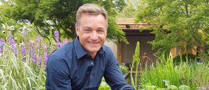 Chris Beardshaw and The Morgan Stanley Garden for Great Ormond Street Hospital