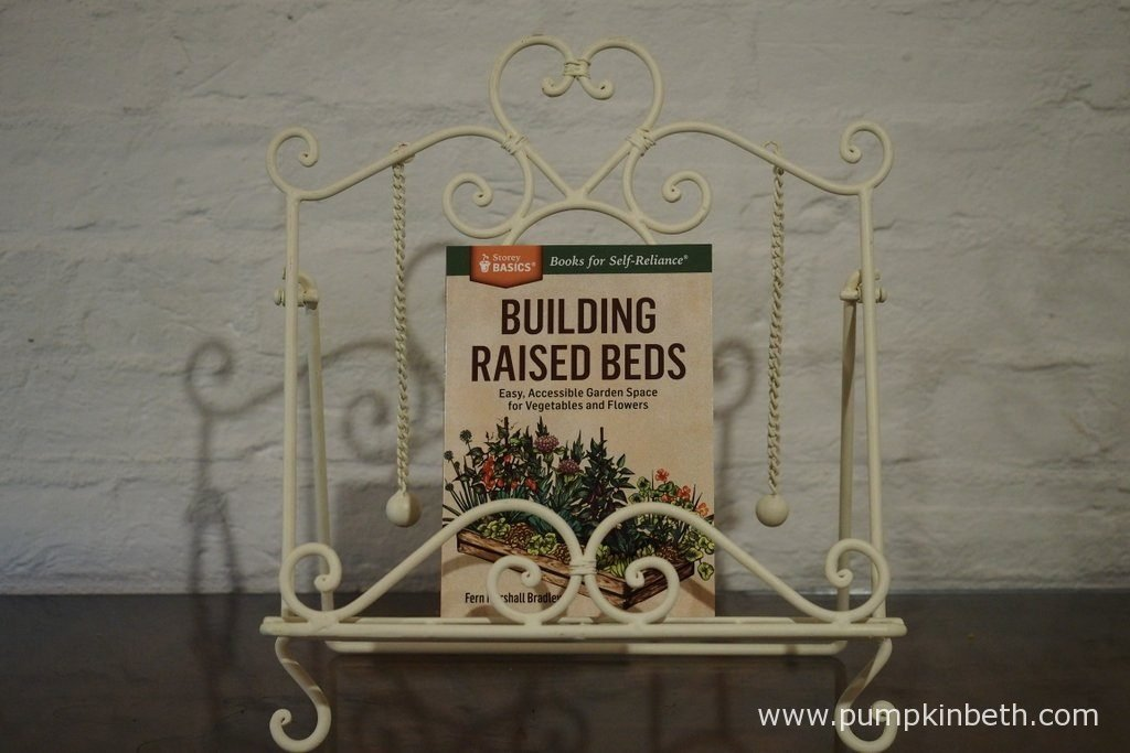 Building Raised Beds by Fern Marshall Bradley, is published by Storey Publishing.