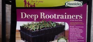 Deep Rootrainers and the Rootrainers Racking Station