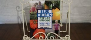 Book Review – Blue Ribbon Vegetable Gardening