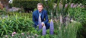 Chris Beardshaw and The Morgan Stanley Garden