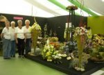 Aldershot Floral Design Club at the RHS Hampton Court Palace Flower Show