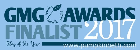 Garden Media Guild Blog of the Year Finalist 2017