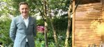 Chris Beardshaw and the Morgan Stanley Garden for the NSPCC