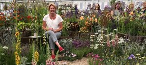 Anne Godfrey and Daisy Roots Nursery celebrate at RHS Chelsea Flower Show 2018!