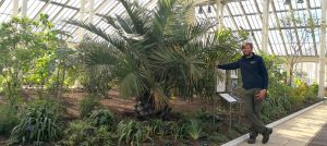 Scott Taylor, Temperate House Supervisor