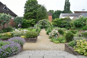 Farnham's Secret Garden