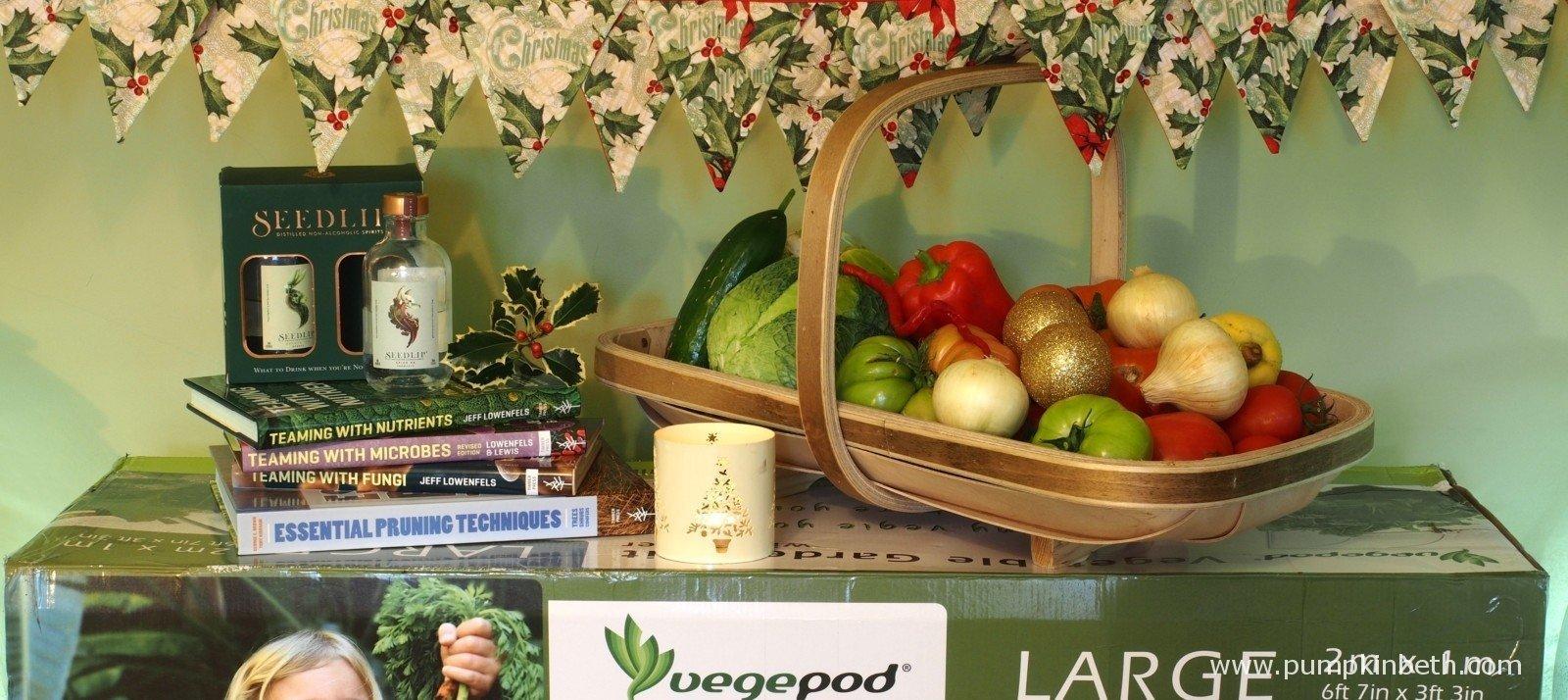 Christmas Gifts for Gardeners 2018 - Pumpkin Beth