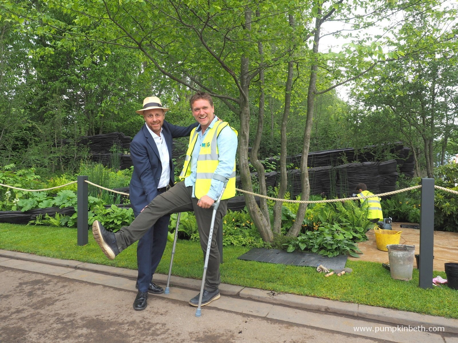 rhs chelsea flower show 2019  part one