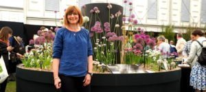 Jackie Currie and her National Collection of Alliums