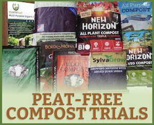Peat-Free Compost Trials